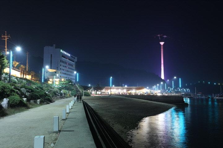전남 7월추천관광지① 목포 유달유원지 감성 별밤 여행